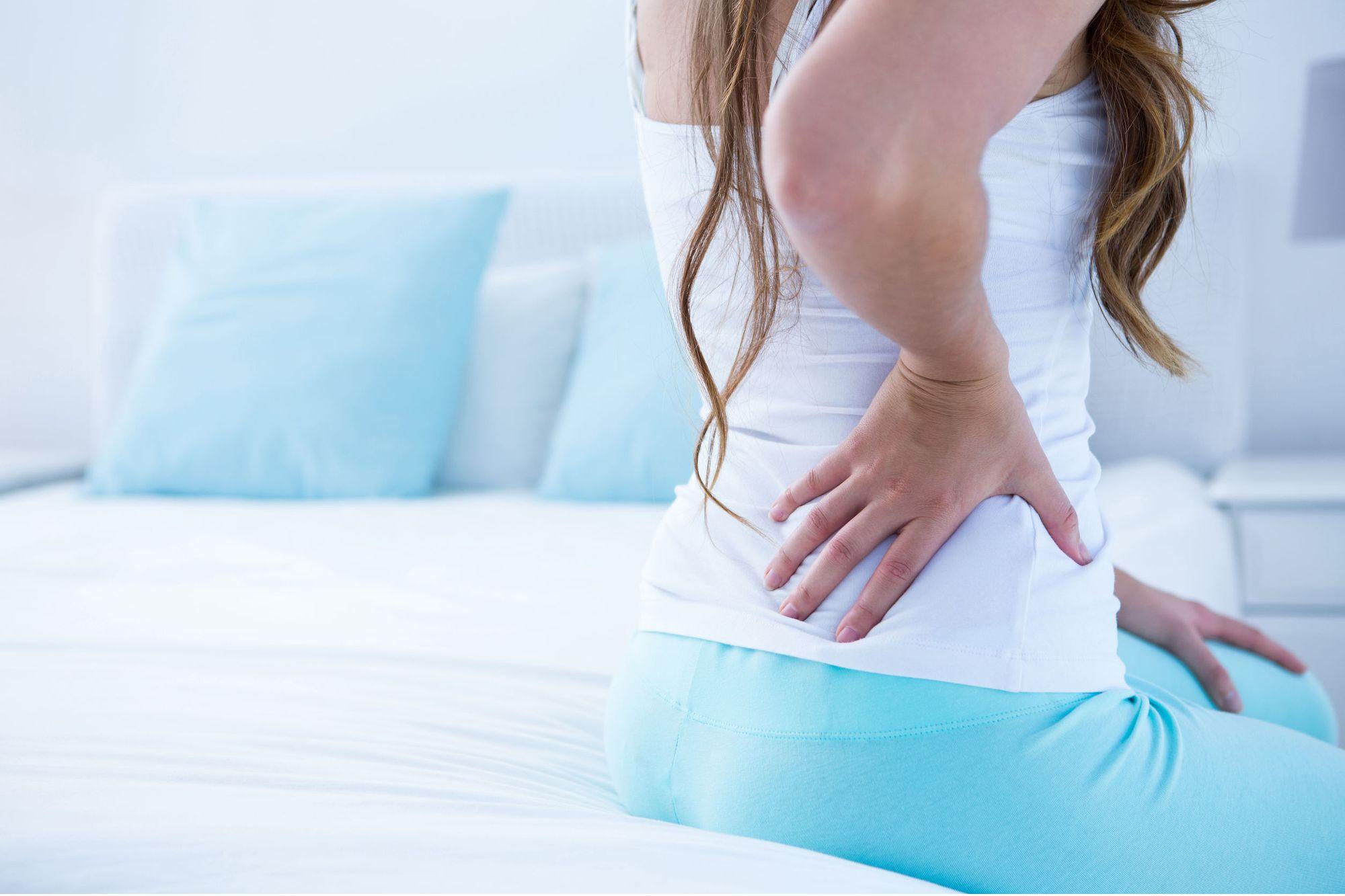 przewlekły ból pleców pojawiający się z rana. Znana i mało lubiana pobudka przez wielu